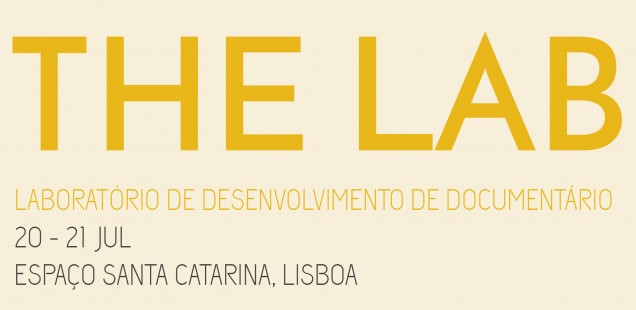 THE LAB by Lisbon Docs 2015 | Inscrições abertas