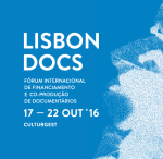 LISBON DOCS 2016 | 24 PROJECTOS SELECCIONADOS