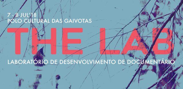 Inscrições abertas para THE LAB - Laboratório de Antecipação Lisbon Docs